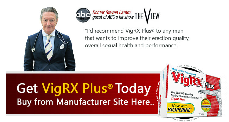 The view Dr. Steven Lamm Vigrx Plus Show