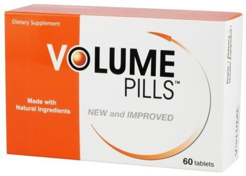 Volume Pills semen volume enhancer