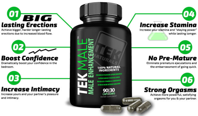 benefits of TekMale