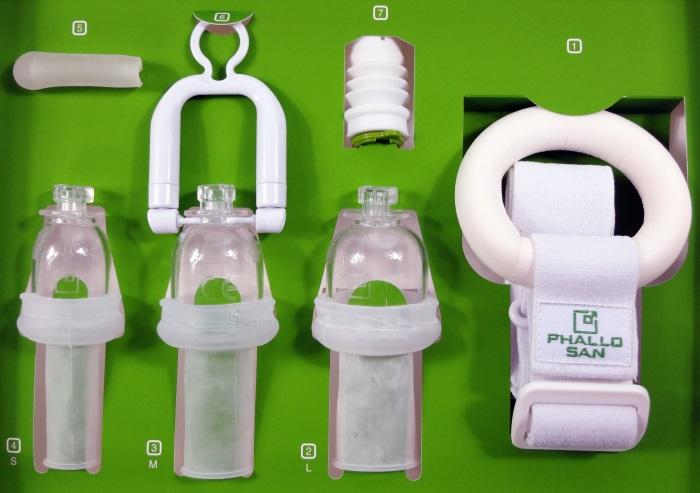 complete Phallosan Forte kit