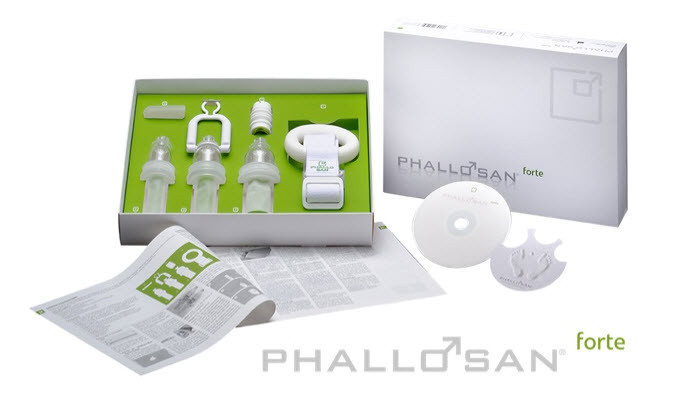 Phallosan Forte penis enlargement device