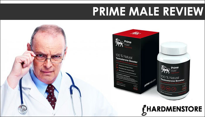 Prime Male cover image