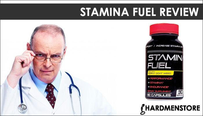 stamina fuel