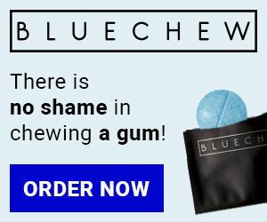 order Blue chew online