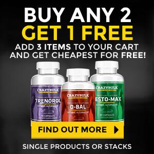Buy Crazy Bulk Steroids