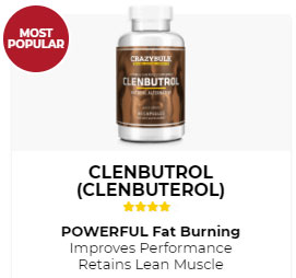 Clenbuterol for cutting muscles