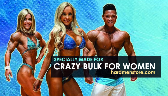 Legal steroids for women