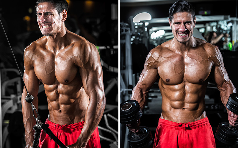 D-bal Max before and after Results