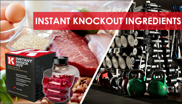 Ingredients in Instant Knockout Fat Burner