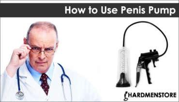 Use Penis Pump