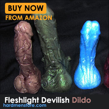 Fleshlight Freaks Frankenstein Devilish Dildo