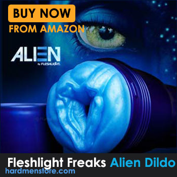 Fleshlight Freaks - Halloween Alien Dildo