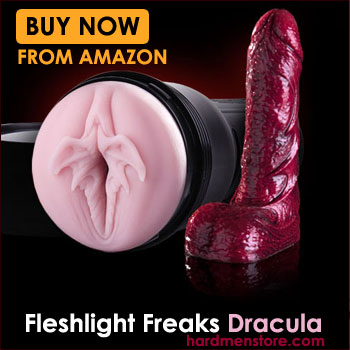 Fleshlight Freaks Dracula Halloween Male Masturbator