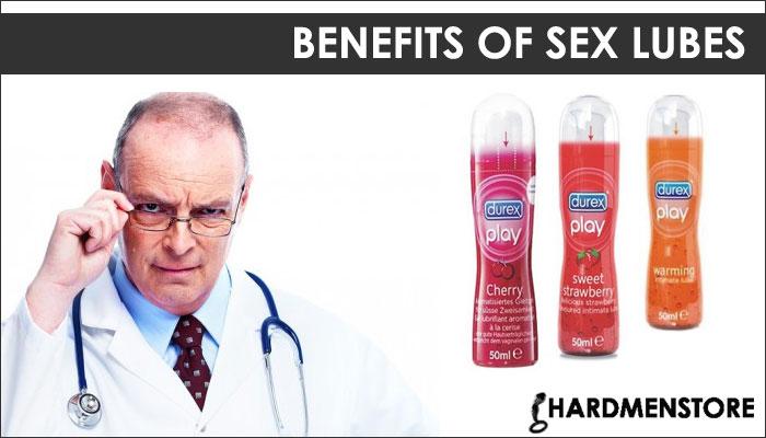 Sex lubes