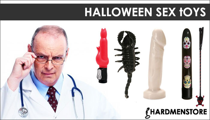 Halloween sex toys