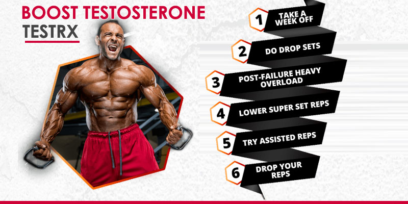 boost testosterone by up to ​42%!