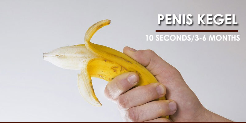 Penis Kegel Exercises