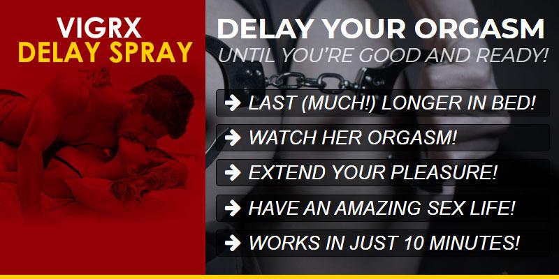 delay your orgasm