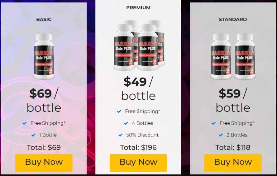 Buy male penis size enhancement pills