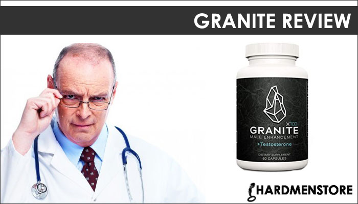 Granite Male Enhancement Pills Review