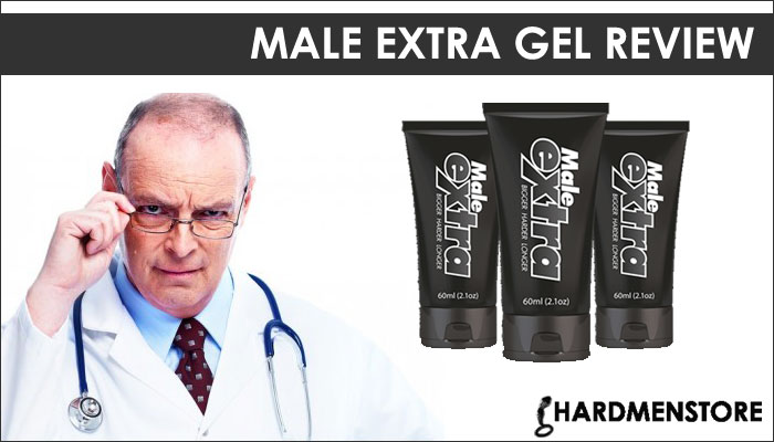 Male Extra Erection Gel