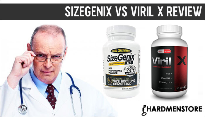 SizeGenix Vs Viril X