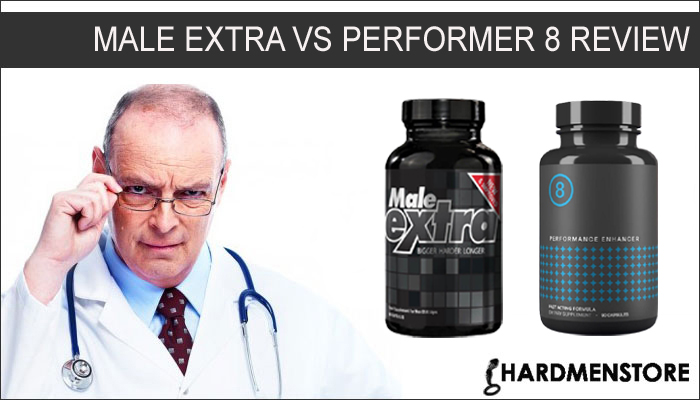male extra vs performer 8